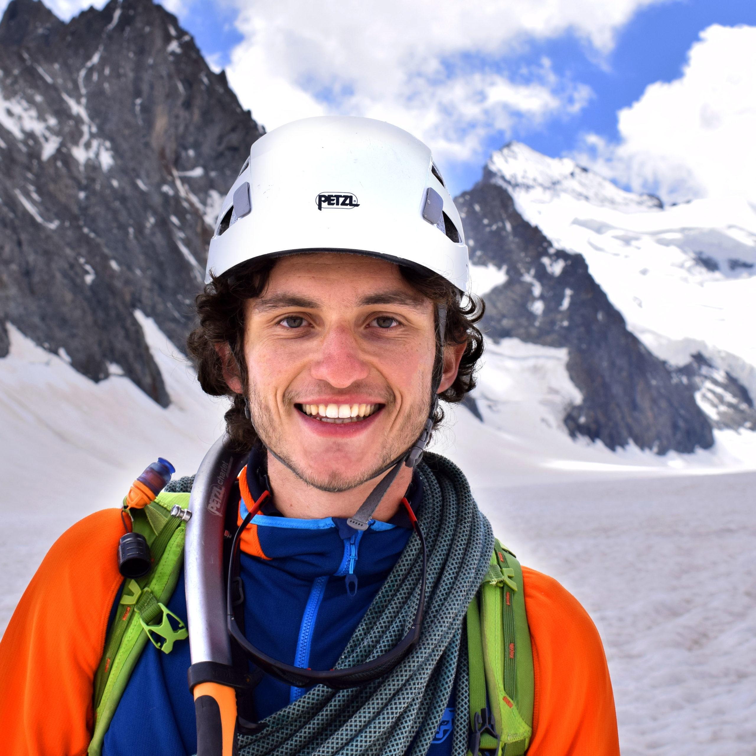 Thomas Minot Objectif Alpinisme