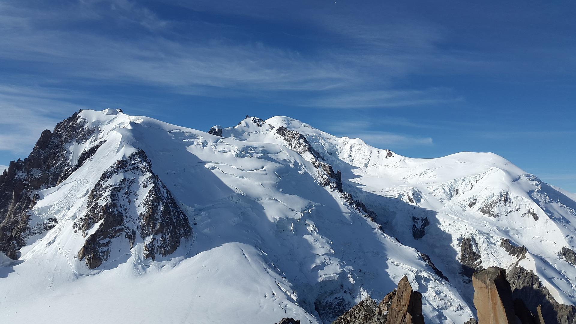 Le Mont Blanc par la voie des 3 monts